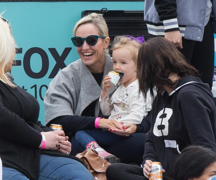 Fifi and Fev have become firm friends through their morning Melbourne breakfast show on Fox FM.