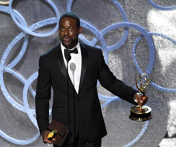 It was a huge night for OJ's mini series with Courtney B. Vance also scoring a gong for his work on the *American Crime* drama!