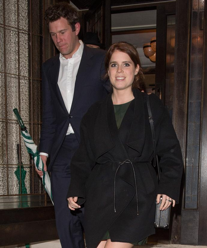 Eugenie really wants the Queen to get to know Jack better.