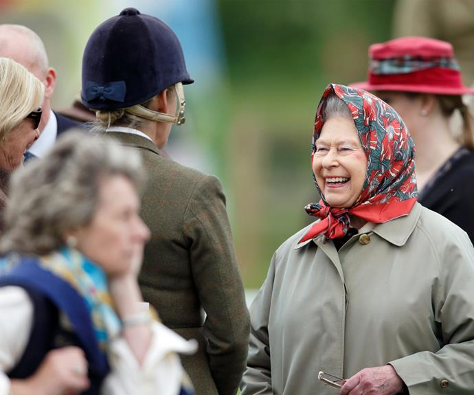 The Queen is happiest at Balmoral so it's ideal for Jack to get to know her there.