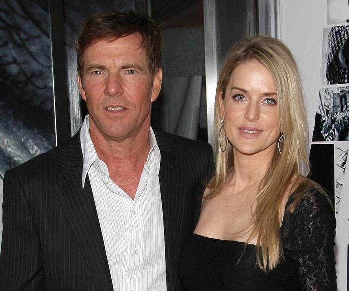 "In June, Dennis Quaid and his wife Kimberly Buffington-Quaid called it quits… for the second time. A joint statement read: ""After careful consideration, we have decided to end our 12-year marriage. The decision was made amicably and with mutual respect toward one another."""