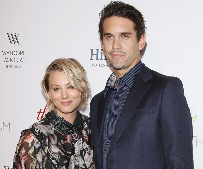 Kaley Cuoco and Ryan Sweeting split after one year in late 2015, but it wasn't until May that they estranged couple met a divorce settlement. **Watch Kaley talk about her life post divorce in the next slide! Gallery continues...**