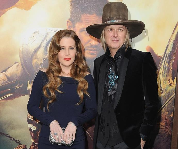 This year, Lisa Marie Presley headed for her fourth divorce, this time from her husband of over 10 years, Michael Lockwood. The daughter of Elvis Presley cited irreconcilable differences as grounds for the split.