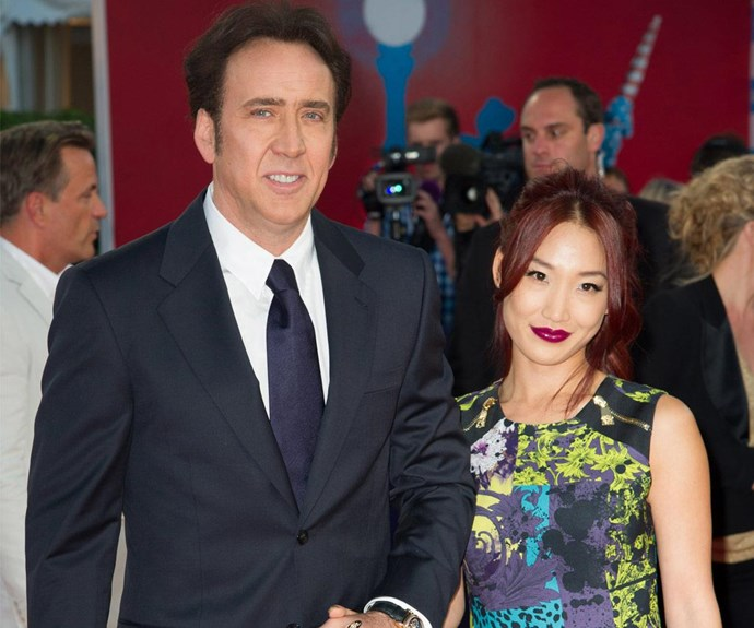 Unfortunately, it wasn't a case of third time lucky for actor Nicolas Cage… The star and his third wife Alice Kim split earlier this year after 12 years of marriage.
