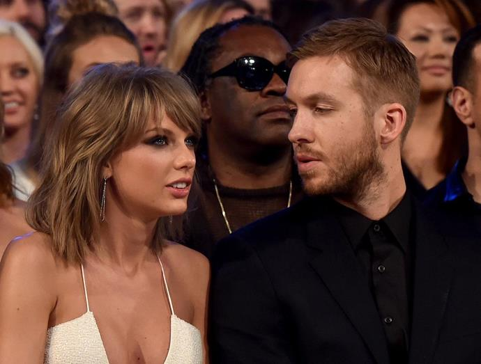 Taylor Swift and Calvin Harris' whirlwind romance was similar to that of a fairy-tale, which is why it came as such as a surprise when just one year later,  the pair announced they were parting ways. It was even more of a shock when Taylor moved on with a new man *ahem* Tom Hiddleston, in the same month.