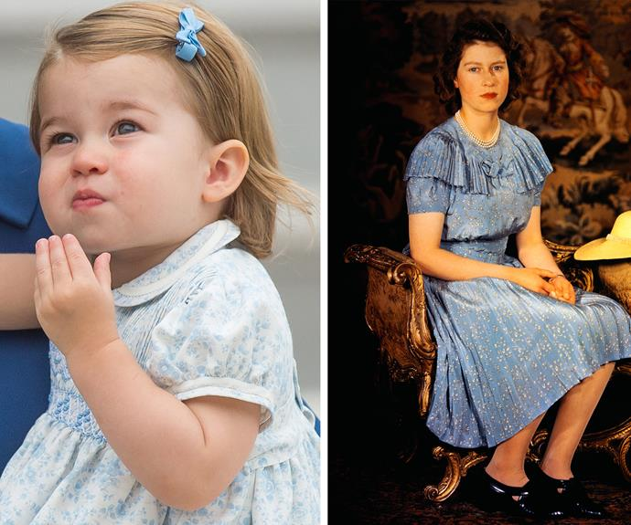 "With Prince William's ""little joy of heaven"" having such admirable role models, we expect sweet Princess Charlotte Elizabeth Diana of Cambridge will live up to her name! **Watch the now two-year-old's exciting arrival to Canada in the next slide!**"