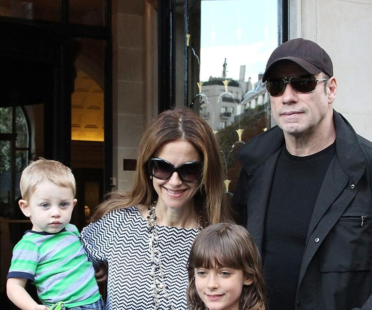 John Travolta talks about his son Jett's tragic death