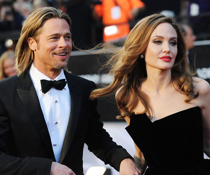 Everyone thought Brangelina was forever...