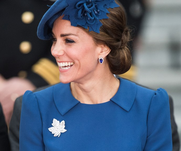 **When you adopt a royal title, you can't be referred to as anything else.** While people still call her Kate Middleton in casual conversation, no one would ever think of addressing her in that way in a formal setting. She can only be referred to by her full official title, Catherine, Duchess of Cambridge.