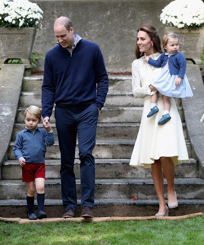 The Cambridges are coming to the tail-end of their eight-day tour.