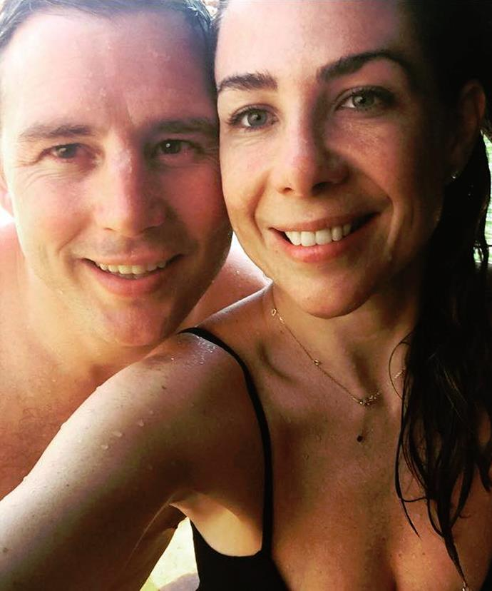 Kate shared this romantic selfire to mark six years of marriage...
