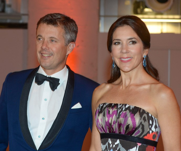 On Wednesday, September 28, Princess Mary and her husband Prince Frederik put their best foot forward at a gala at the Smithsonian Arts and Industries Building in Washington.