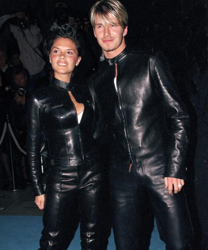 Victoria and David have certainly had some questionable fashion moments over the years!