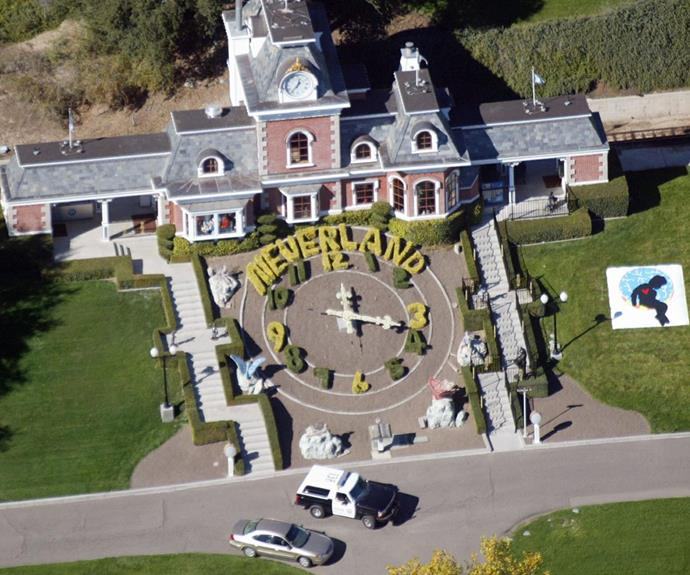 The Disney-inspired property was owned by Michael Jackson for years until his death in 2009.