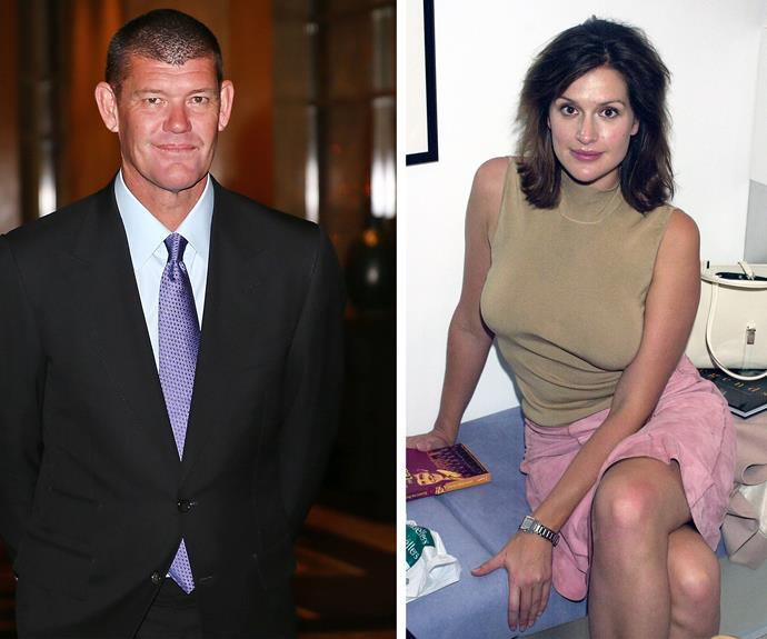 James Packer famously called off their two-year engagement in 1998.