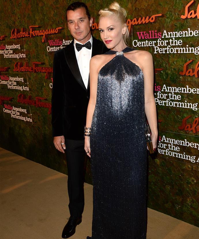 Gwen and Gavin split in 2015.