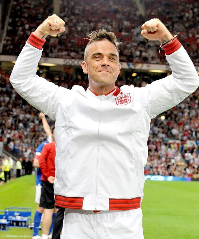 No more football for Robbie.