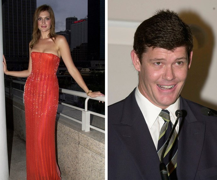 The Aussie-born star has lashed out at ex James Packer, asking him to leave her alone.