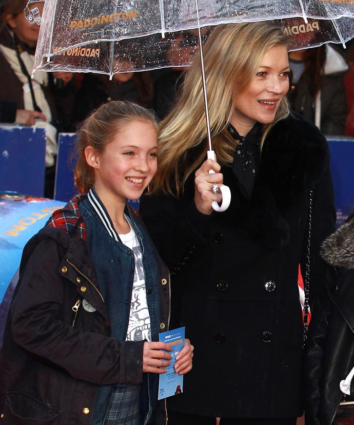 Kate's daughter Lila reportedly did not get on with Nikolai.
