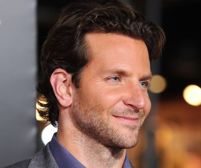 Bradley Cooper's bronzer fail was all anyone could talk about after the *Valentine's Day* premiere.