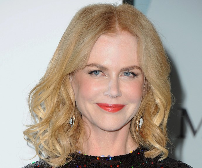 Nicole Kidman, pictured here at the Women In Film 2015 Crystal + Lucy Awards, has had more than one powder slip-up on the red carpet.