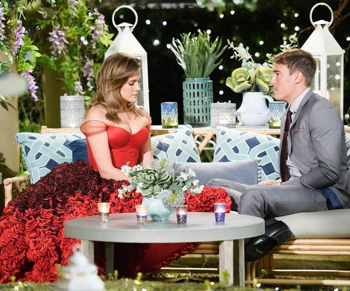 Georgia and Courtney's romance came crashing down!