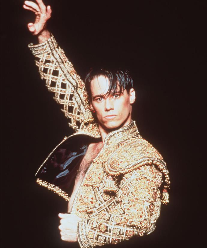 Paul won hearts when he played Scott in the Aussie classic *Strictly Ballroom*.
