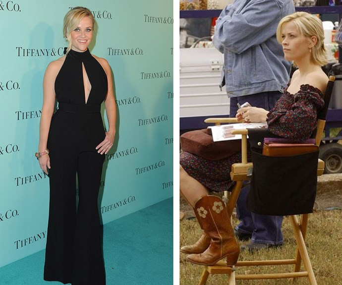 Whether she's glammed up for a Tiffany & Co. event, or throwing back to her boot-scootin' days on the set of the 2002 film *Sweet Home Alabama*, Reese still owns that Southern charm.