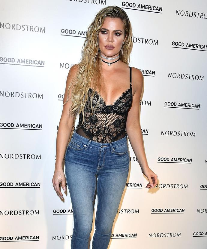 Khloe has been trying to save the marriage for three years.