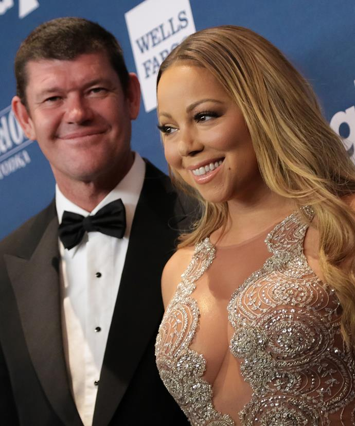 Mariah and James are set to marry soon.