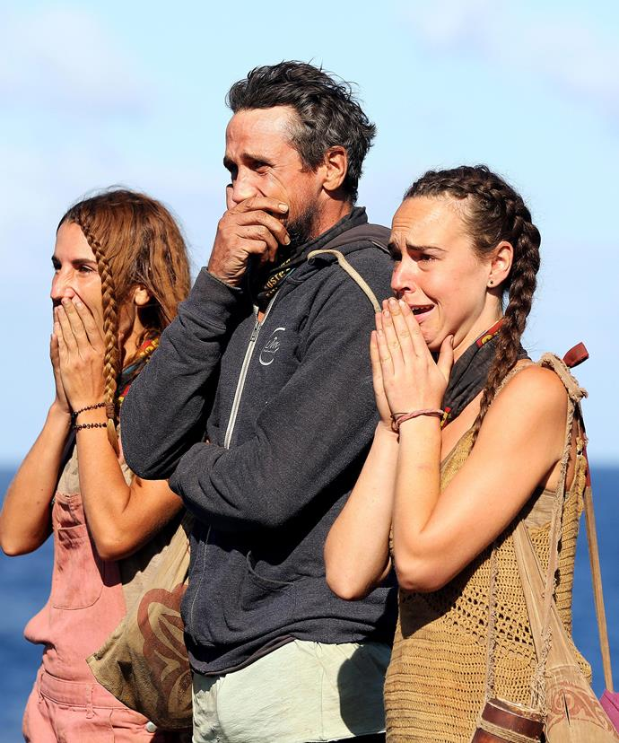 Kristie battled Lee and El to become Sole Survivor.