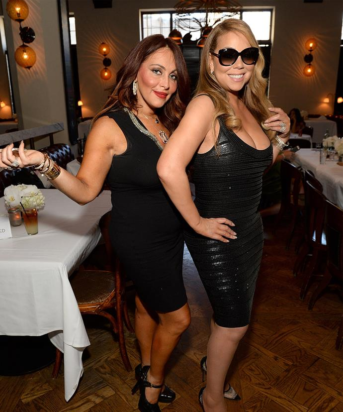 It's over: Mimi has parted ways with her manager, Stella Bulochnikov.