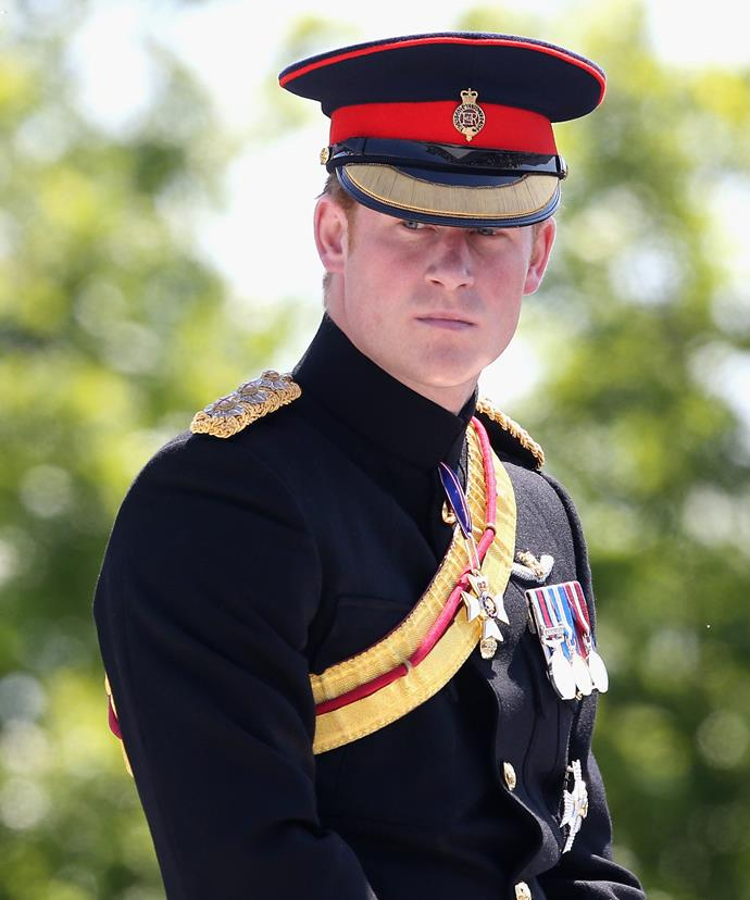 """Prince Harry has pulled the pin on his trip to Canada to visit Meghan but the royal is said to be """"besotted"""" with the actress."""