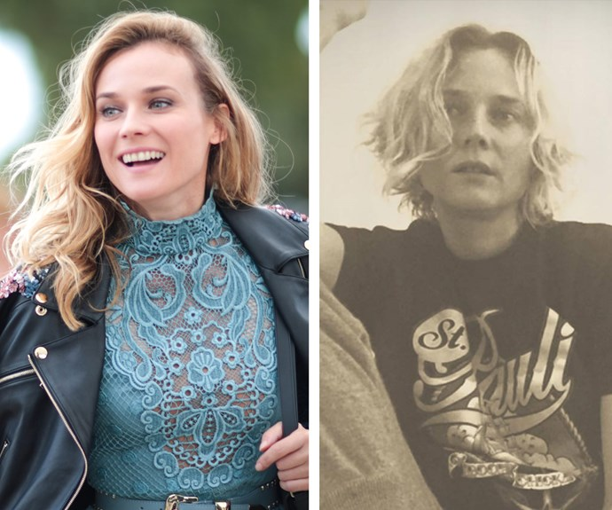 "Hair today, gone tomorrow! Diane Kruger has debuted a dramatic new cropped lob. Perhaps the star is trying out a fresh 'do after [splitting from her partner of 10 years](http://www.womansday.com.au/celebrity/hollywood-stars/diane-kruger-and-joshua-jackson-split-after-10-years-15961|target=""_blank""