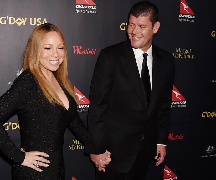 Mariah and James have reportedly not spoken since she was asked to leave his yacht in Greece in September.