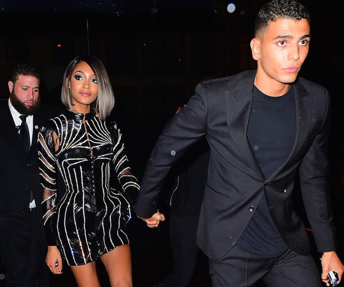 "[It is said that](https://www.thesun.co.uk/tvandshowbiz/2080283/kourtney-kardashian-starts-dating-british-model-jourdan-dunns-ex-boyfriend-younes-bendjima-one-week-after-they-split/|target=""_blank""