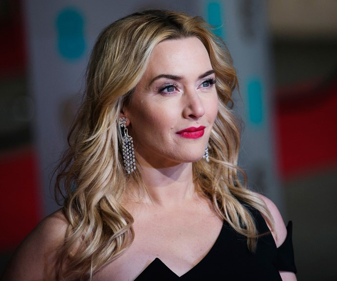 Kate Winslet has experience LBL since becoming a mother.