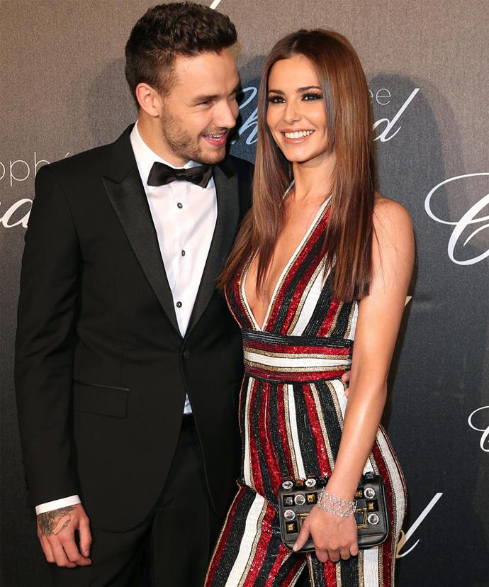Liam and Cheryl are crazy in love!