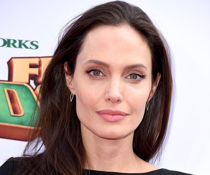 "She's known to have expensive taste, but it turns out Angelina Jolie looks at caviar as less of a delicacy and more of a moisturiser. Rumour has it, Ange swore by smearing fish eggs on her skin to avoid [stretch marks](http://www.nowtolove.com.au/beauty/skincare/how-to-reduce-stretch-marks-33398|target=""_blank""