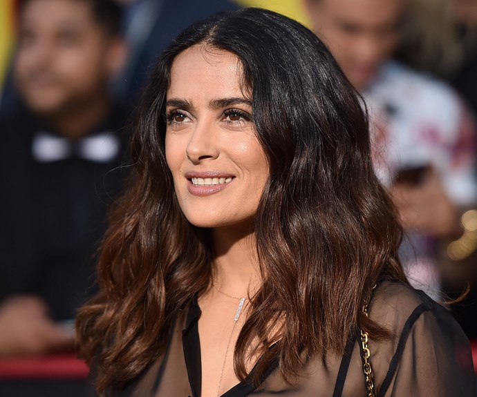 "While Salma Hayek also admits she uses mayonnaise in her long hair, she cites some other pantry staples as makeshift conditioners. ""You can take avocado and put it in your hair. Another thing that's really good for very dry hair is - are you ready for this? Egg yolk. One thing you can do to take away some of the stench is to take the skin of the egg yolk out, and put a couple of drops of lemon, but it's still going to stink,"" she told *Buzzfeed*."