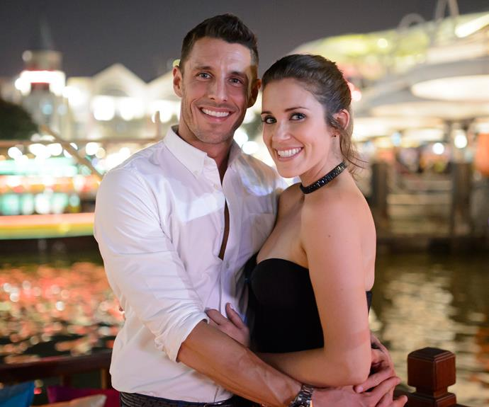 Lee Elliott has been a huge support to his girlfriend during this terrible time.