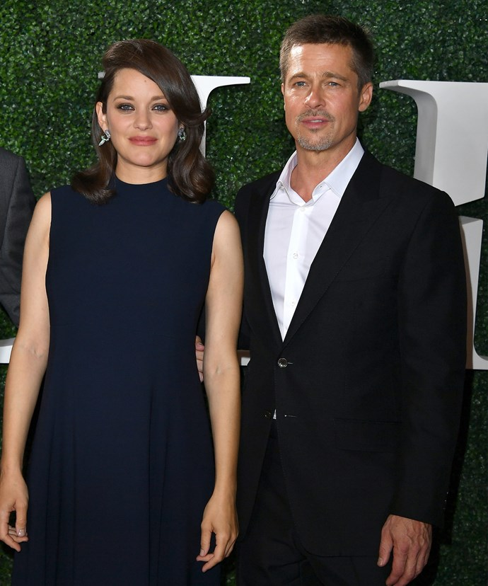 The co-stars were rumoured to have had an affair, but Marion vehemently denied the shock allegations.