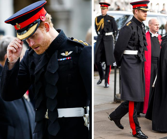 On Thursday, Prince Harry made his first public appearance since he confirmed he was dating American actress, Meghan Markle.