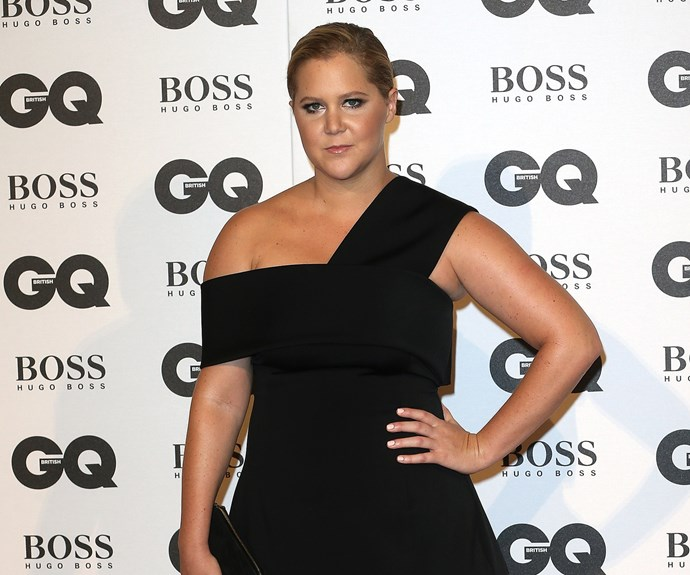 "Amy Schumer's never shied away from talking up her body confidence. ""You can be sick and not be a size 2 and still feel great about yourself!"" she wrote on [Instagram](https://www.instagram.com/p/BMwVWZrDhLX/?taken-by=amyschumer&hl=en