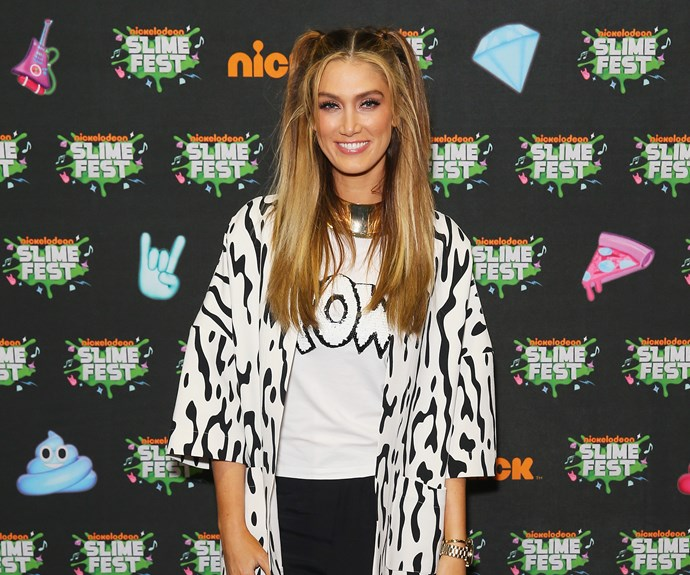 "Upon receiving flak for her coaching gig on 2014's *The Voice*, as well as her dancing moves from the Wayan Brothers, Aussie darling Delta Goodrem stood up to the haters. ""I decided, f---them,"" she says."
