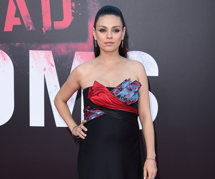 "Mum-to-be, Mila Kunis, lashed out in a blistering essay, calling out a producer who told her she'd never work in Hollywood again. ""I'm done compromising; even more so, I'm done with being compromised,"" she wrote. ""I will work in this town again, but I will not work with you."""