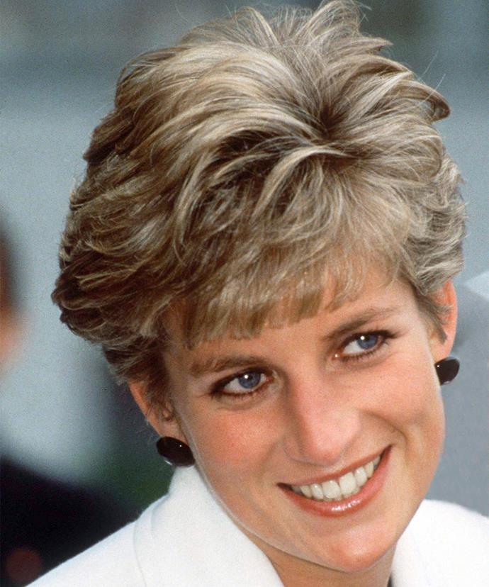 The Story Behind Princess Diana's Hairstyle Revealed