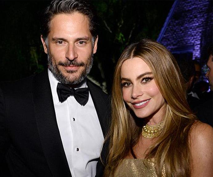 """Since breaking her engagement off with Nick in 2014, Sofia has been married to *True Blood*'s [Joe Manganiello](http://www.womansday.com.au/style-beauty/beauty/sofia-vergara-spills-about-wedding-to-joe-manganiello-13479