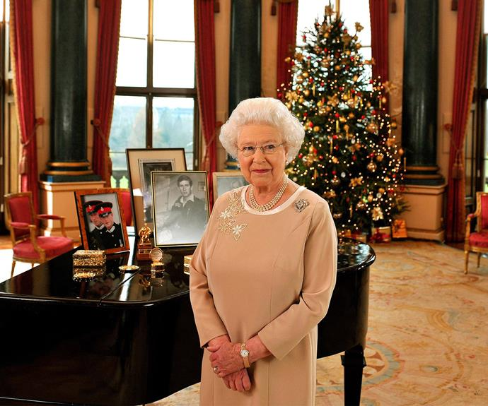 Every year, well-wishers treasure the Queen's Christmas message!