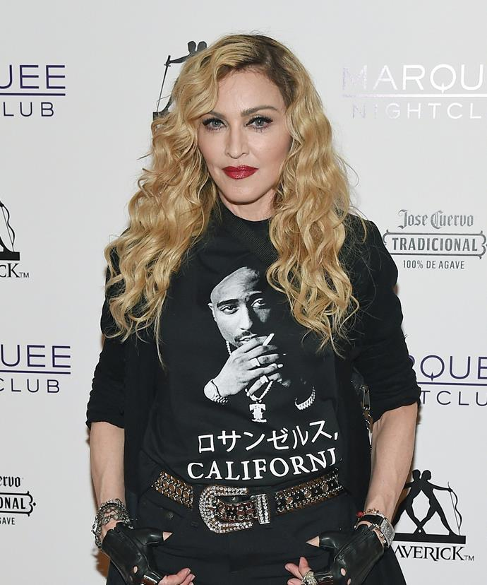 Madonna joins the likes of Adele and Britney Spears to do the segment.
